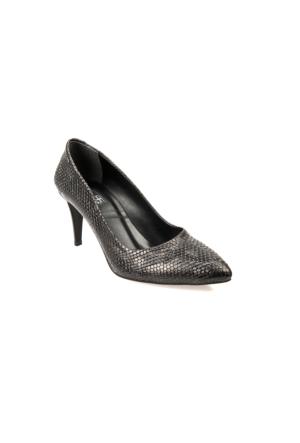 Ziya Kadın Ayakkabı 6383 174 05 Siyah