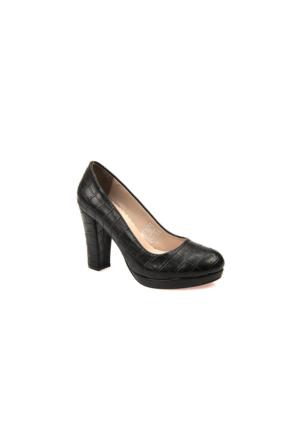 Ziya Kadın Ayakkabı 6328 0172 Siyah