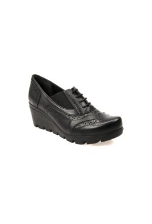 Ziya Kadın Ayakkabı 6355 2086 Siyah
