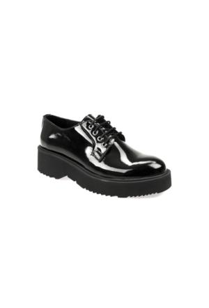 Ziya Kadın Ayakkabı 6376 4021 2 Siyah