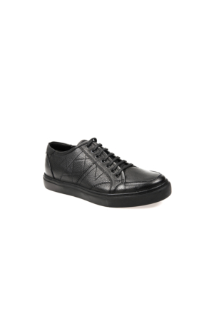 Uniquer Erkek Ayakkabı 6350U 875 Siyah