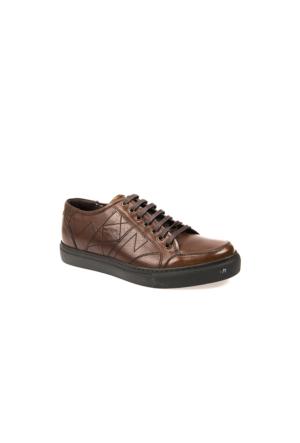 Uniquer Erkek Ayakkabı 6350U 875 Kahverengi