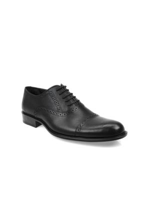 Ziya Erkek Ayakkabı 6392 650 Siyah
