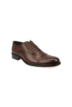 Ziya Erkek Ayakkabı 6392 650 Kahverengi