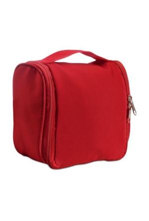 Nektar Mo765105 Kırmızı Kozmetik Çantası