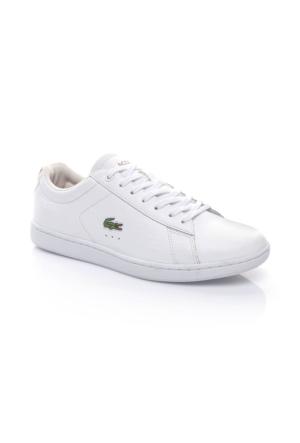 Lacoste Carnaby Evo G316 8 Kadın Beyaz Sneakers Ayakkabı 732Spw0172.286
