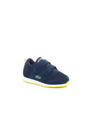 Lacoste L.Ight 117 1 Çocuk Lacivert Sneakers Ayakkabı 733Spı1004.Nv1