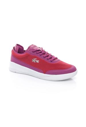 Lacoste Lt Spirit Elite 117 1 Kadın Mor Sneakers Ayakkabı 733Spw1001.R56