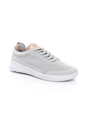 Lacoste Lt Spirit Elite 117 2 Kadın Gri Sneakers Ayakkabı 733Spw1002.334