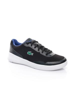 Lacoste Lt Spirit 117 1 Kadın Siyah Sneakers Ayakkabı 733Spw1003.024