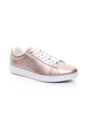 Lacoste Carnaby Evo 117 3 Kadın Pembe Sneakers Ayakkabı 733Spw1012.15J