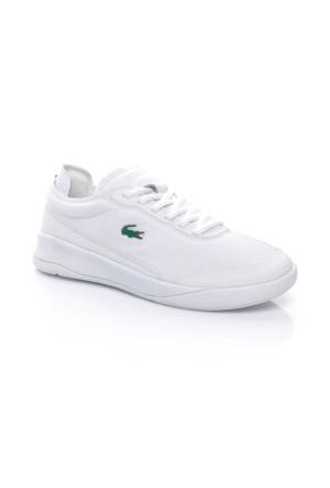 Lacoste Lt Spirit Elite 117 4 Kadın Beyaz Sneakers Ayakkabı 733Spw1016.001