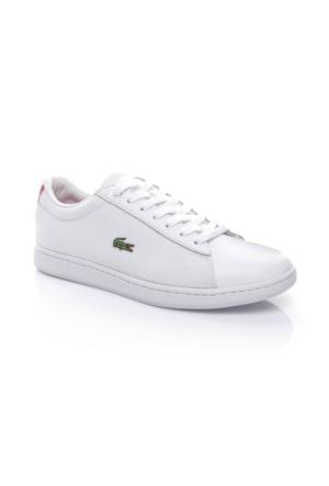 Lacoste Carnaby Evo 117 5 Kadın Beyaz Sneakers Ayakkabı 733Spw1025.001