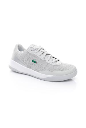 Lacoste Lt Spirit 117 3 Kadın Gri Sneakers Ayakkabı 733Spw1026.334
