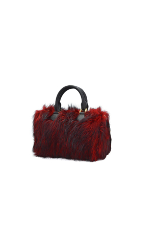Dsn Bayan Çanta-Y3322-Siyah-Kırmızı