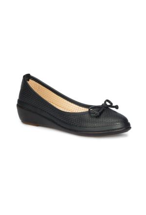 Polaris 71.156549.Z Siyah Kadın Ayakkabı