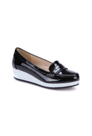 Polaris 71.156586.Z Siyah Kadın Ayakkabı