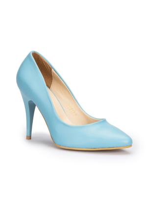 Polaris 71.305097.Z Mavi Kadın Ayakkabı
