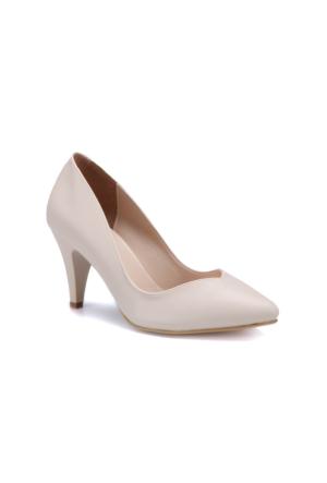 Polaris 71.307279.Z Bej Kadın Ayakkabı