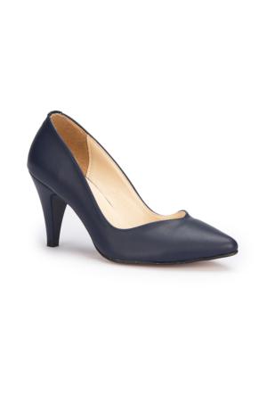 Polaris 71.307279.Z Lacivert Kadın Ayakkabı