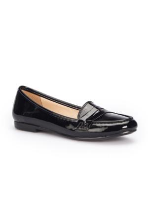 Polaris 71.308250.Z Siyah Kadın Ayakkabı