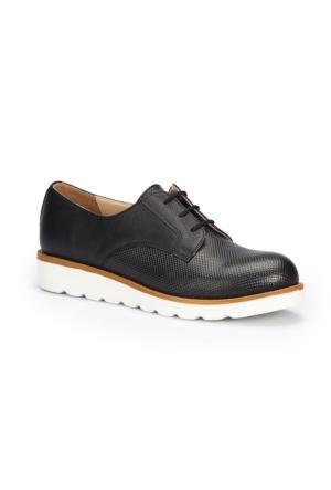 Polaris 71.308287.Z Siyah Kadın Ayakkabı