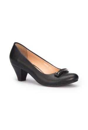 Polaris 71.308343.Z Siyah Kadın Ayakkabı