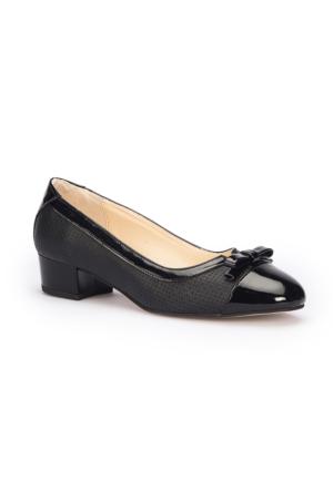 Polaris 71.309781.Z Siyah Kadın Ayakkabı
