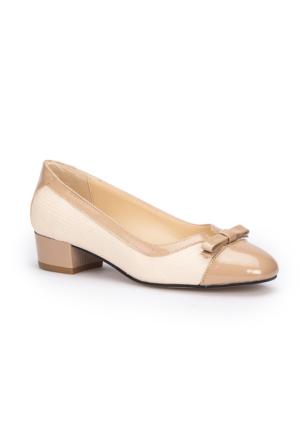 Polaris 71.309781.Z Vizon Kadın Ayakkabı
