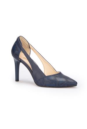 Polaris 71.309803.Z Lacivert Kadın Ayakkabı