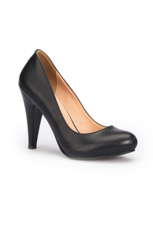 Polaris 71.309829.Z Siyah Kadın Ayakkabı