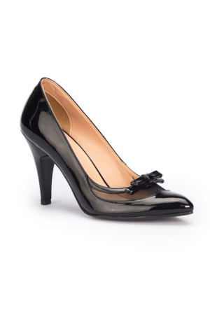 Polaris 71.309832.Z Siyah Kadın Ayakkabı