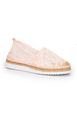 Polaris 71.310180.Z Pudra Kadın Ayakkabı