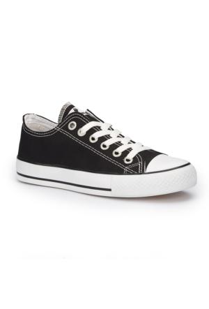 Polaris 71.351646.Z Siyah Kadın Ayakkabı