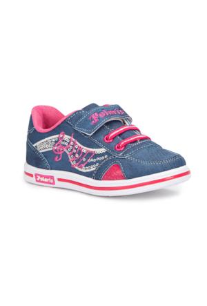 Polaris 71.507095.P Mavi Kız Çocuk Sneaker Ayakkabı
