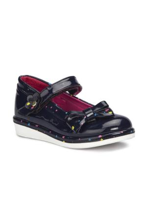 Polaris 71.509076.P Lacivert Kız Çocuk Ayakkabı