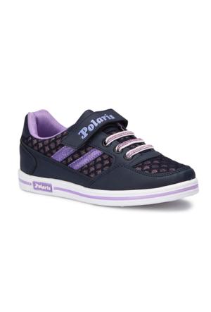 Polaris 71.509316.F Mor Kız Çocuk Sneaker Ayakkabı