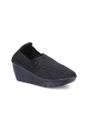 Art Bella Mary Siyah Kadın Ayakkabı