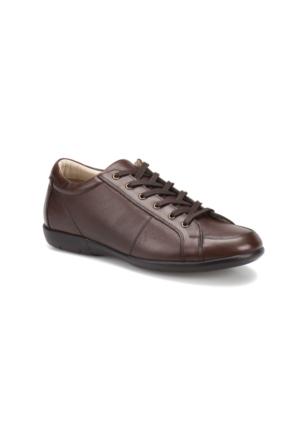 Flogart Gzl-2 M 1494 Kahverengi Erkek Deri Modern Ayakkabı