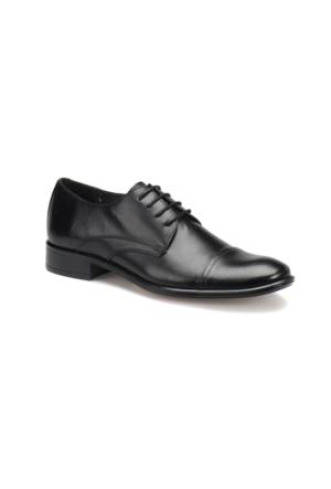 Garamond G-44 M 1455 Siyah Erkek Deri Klasik Ayakkabı