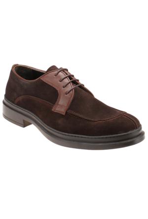 Garamond Kt-6730 M 1923 Kahverengi Erkek Deri Klasik Ayakkabı