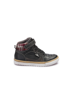 Lumberjack A3374103 Siyah Erkek Çocuk Sneaker Ayakkabı