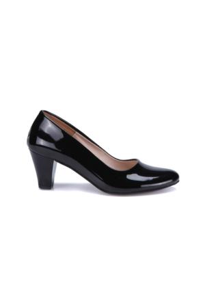 Miss F N16036R Siyah Kadın Ayakkabı 510