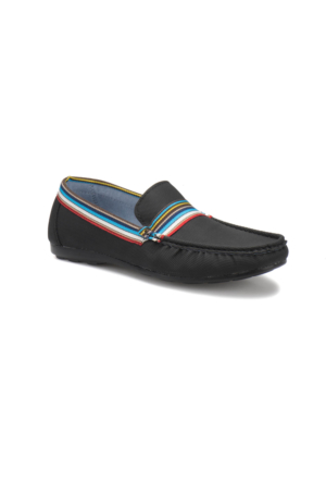 Overside Arc M 6700 Siyah Erkek Marin Ayakkabı