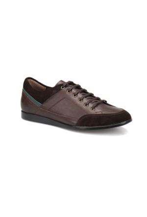 Oxide 49300-8 M 1300 Kahverengi Erkek Deri Klasik Ayakkabı