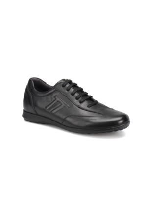 Oxide 500 M 1300 Siyah Erkek Deri Klasik Ayakkabı