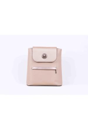 Versace Krem Sırt Çantası 64205