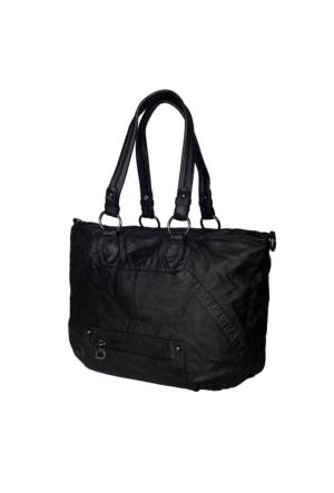 Barcelona Omuz Çantası Brc1617-0001 Siyah