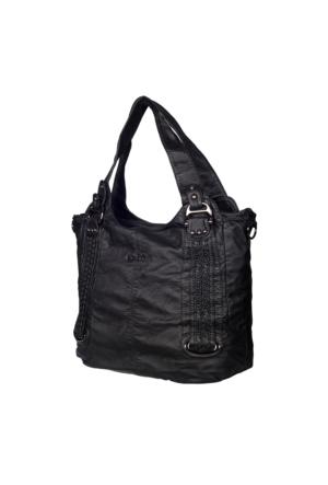 Barcelona Omuz Çantası Brc1621-0001 Siyah