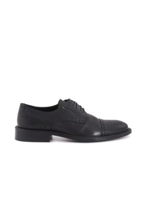 Mocassini Erkek Oxford Ayakkabı Siyah